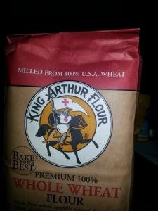 King Arthur Flour front - Photo: livingandlovinglifeafter50