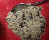 Quinoa Breakfast Photo: livingandlovinglifeafter50
