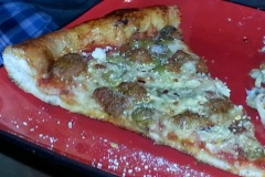 Pizza from Sal's Pizzeria