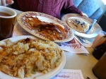 Food in Eldorado Diner, Tarrytown, NY Photo by Angela Johnson