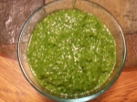 Kale Pesto Photo by Angela Johnson