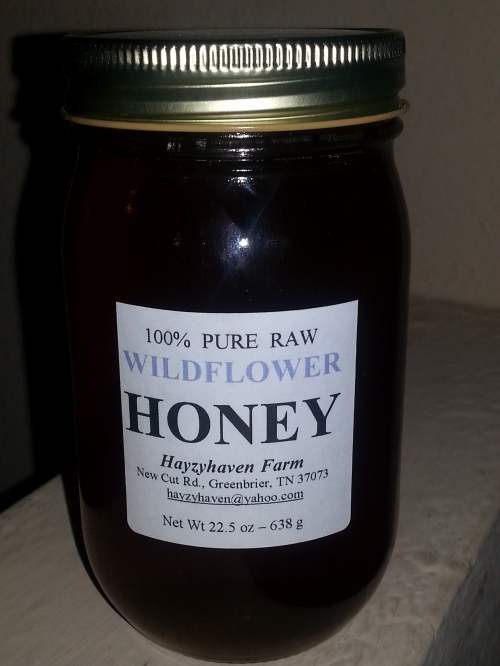 Hayzyhaven Farm Honey
