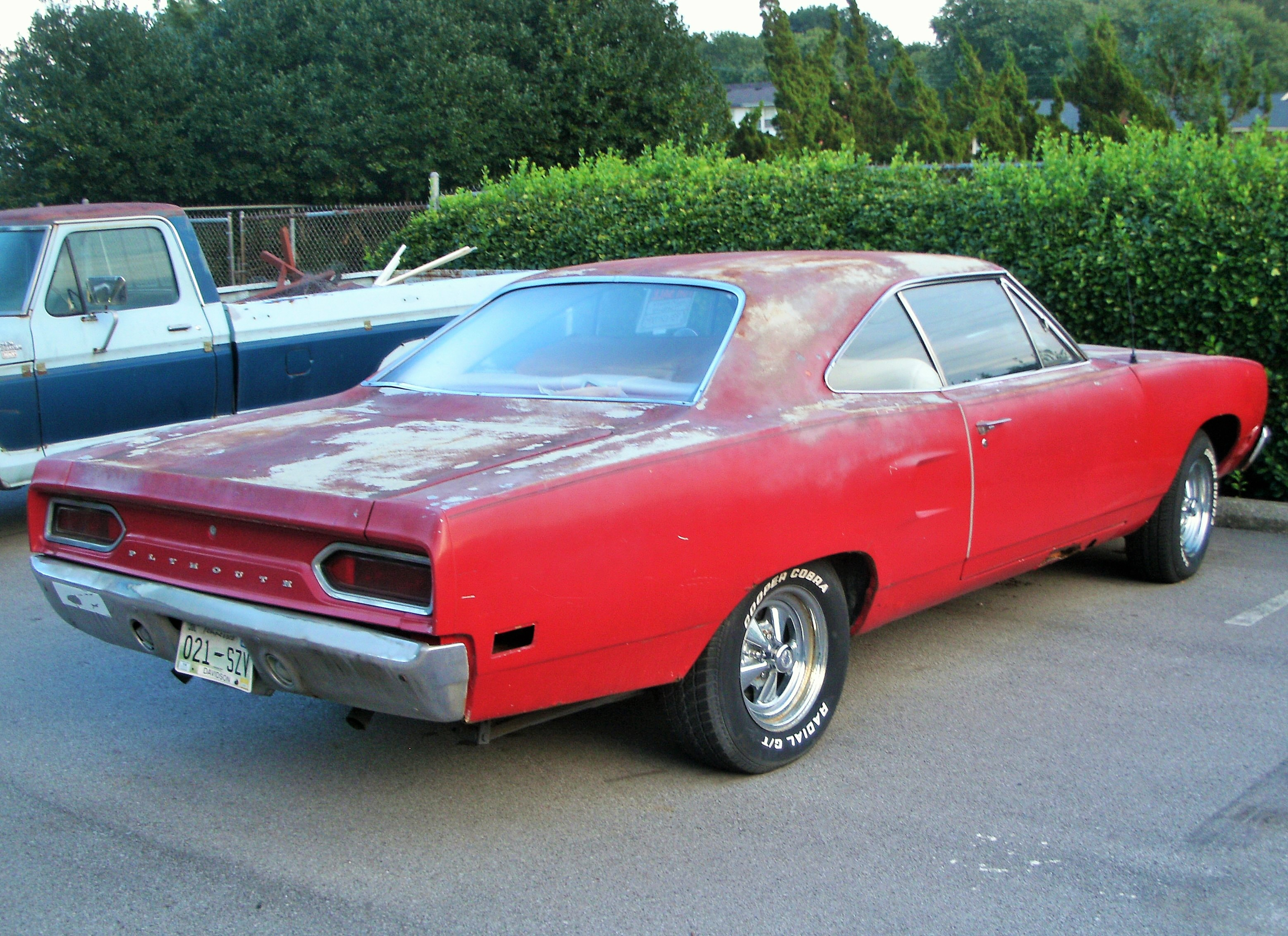 1970 Plymouth For Sale In Preparation For A New Adventure