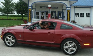2008 Ford Mustang Slightly over 51,000 Miles For Sale